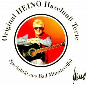 Original HEINO Haselnuß Torte