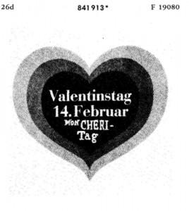 WBM Valentinstag Mon Cherie