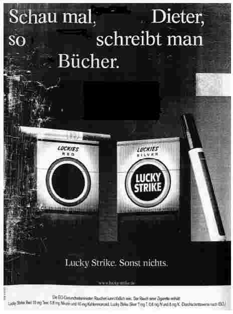 """""""Schau mal Dieter"""""""
