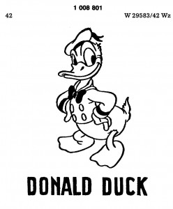 WBM Donald Duck