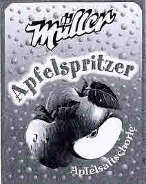 WBM Mueller Apfelspritzer