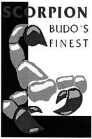 Wort-Bildmarke Scorpion Budos Finest